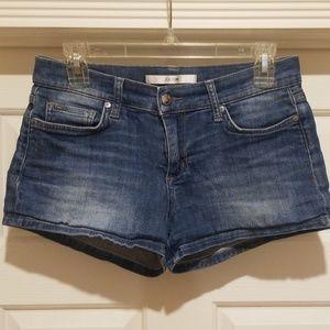 """Joes Jeans 3"""" Denim Shorts 28' Waist"""